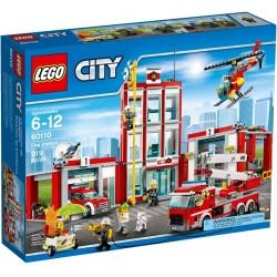 LEGO CITY 60110 Remiza Strażacka NOWOŚĆ 2016
