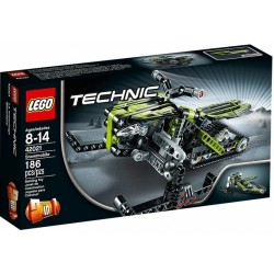 LEGO TECHNIC 42021 Skuter Śnieżny