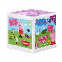 TM TOYS Świnka Peppa Pudełko z Niespodzianką Seria 2 5998