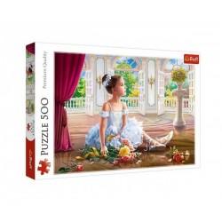 TREFL Puzzle Układanka 500 el. MAŁA BALETNICA 37351