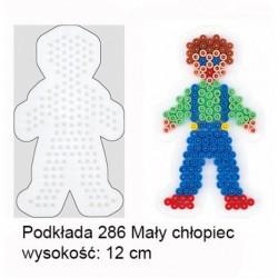 Hama - 28605- Podkładki do Koralików Hama Midi - Chłopiec