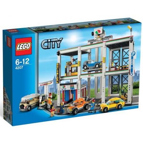 LEGO CITY 4207 Warsztat Samochodowy