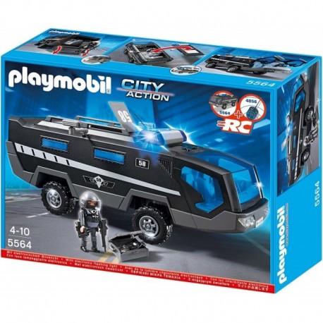 PLAYMOBIL 5564 CITY ACTION Pojazd Jednostki Specjalnej