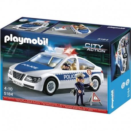 PLAYMOBIL 5184 CITY ACTION Radiowóz Policyjny