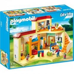 PLAYMOBIL 5567 CITY LIFE Przedszkole Promyk Słońca