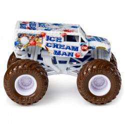 Spin Master Samochód MONSTER JAM Ice Cream Man 6900