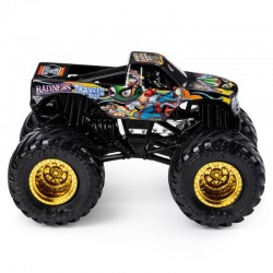 Spin Master Samochód MONSTER JAM Badnews Travels Fast 6895