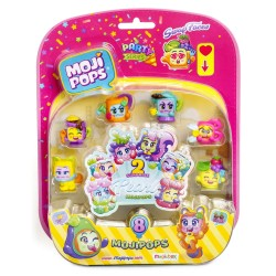Magic Box Toys MOJI POPS Seria Party Pearl ZESTAW 8 FIGUREK 11676
