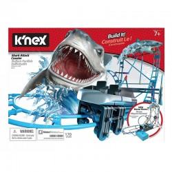K'NEX Klocki Konstrukcyjne ATAK REKINA Shark Attack 170el. 34041