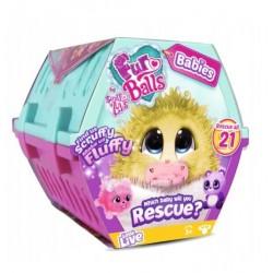 TM TOYS Fur Balls Babies Maskotka Niespodzianka Do Adopcji 636C