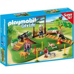 PLAYMOBIL 6145 CITY LIFE Szkoła dla Psów