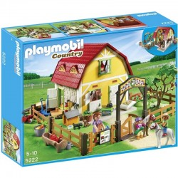 PLAYMOBIL 5222 COUNTRY Stadnina Kucyków