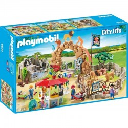 PLAYMOBIL 6634 CITY LIFE Moje Duże ZOO