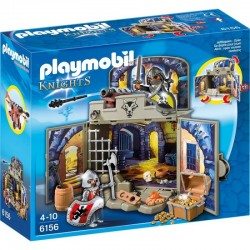 PLAYMOBIL 6156 KNIGHTS - RYCERZE Skarbiec