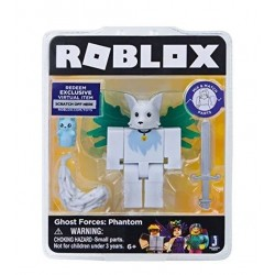 JAZWARES Roblox Celebrity Figurka Ghost Forces PHANTOM 19839