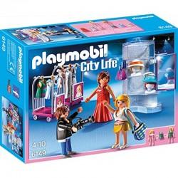 PLAYMOBIL 6149 CITY LIFE Pokaz Mody z Sesją Zdjęciową