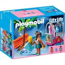 PLAYMOBIL 6153 CITY LIFE Sesja na Plaży