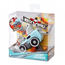MGA Entertainment Wreck Royale EKSPLODUJĄCE AUTKA Ricky Rodder 565710