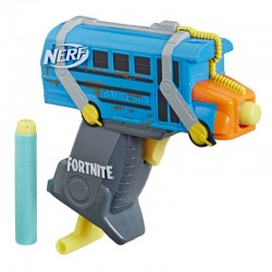 Hasbro NERF FORTNITE Wyrzutnia Micro Battle Bus E6752