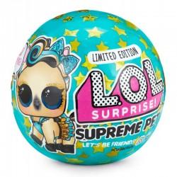 L.O.L SURPRISE Pets Zwierzątko w Kuli Edycja Limitowana 421184