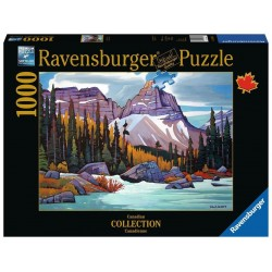 RAVENSBURGER Puzzle 1000 elementów GÓRY CATHEDRAL 198702