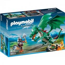 PLAYMOBIL 6003 KNIGHTS - RYCERZE Wielki Smok Zamkowy