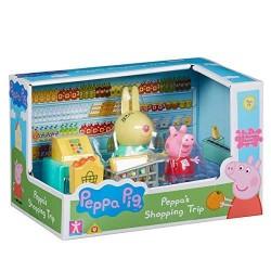 Świnka Peppa NA ZAKUPACH Shopping Trip 06923
