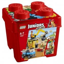 LEGO JUNIORS 10667 Plac Budowy NOWOŚĆ 2016