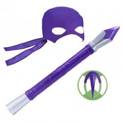 Playmates WOJOWNICZE ŻÓŁWIE NINJA Broń Ninja Donatello 82050