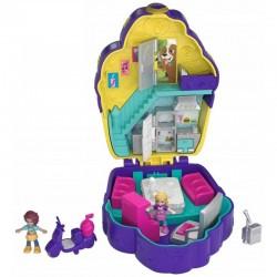 Mattel Polly Pocket KAWIARNIA W BABECZCE FRY36