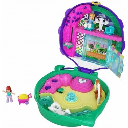 Mattel Polly Pocket MICRO Ogród Biedronki GKJ48