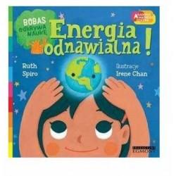 EGMONT Akademia Mądrego Dziecka Bobas Odkrywa Naukę ENERGIA ODNAWIALNA45030