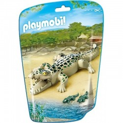 PLAYMOBIL 6644 CITY LIFE Aligatory