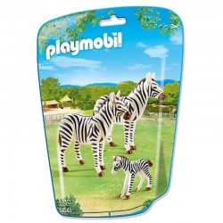 PLAYMOBIL 6641 CITY LIFE Zebry