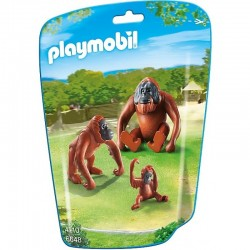PLAYMOBIL 6648 CITY LIFE Orangutany