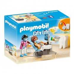 PLAYMOBIL City Life 70198 DENTYSTA