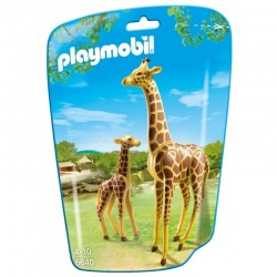PLAYMOBIL 6640 CITY LIFE Żyrafy