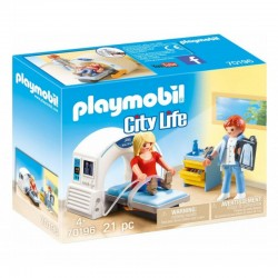 PLAYMOBIL City Life 70196 RADIOLOG