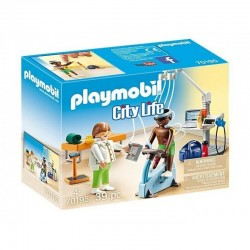 PLAYMOBIL City Life 70195 FIZJOTERAPEUTA