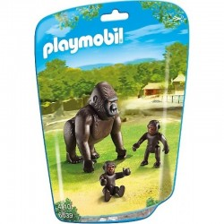PLAYMOBIL 6639 CITY LIFE Goryle