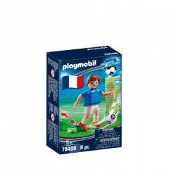 PLAYMOBIL Sport&Action 70480 Piłkarz Reprezentacji Francji