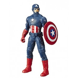 Hasbro Marvel AVENGERS Figurka KAPITAN AMERYKA 25cm E5579
