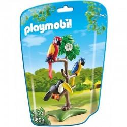PLAYMOBIL 6653 CITY LIFE Papugi i Tukan