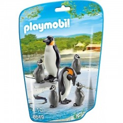 PLAYMOBIL 6649 CITY LIFE Pingiwny