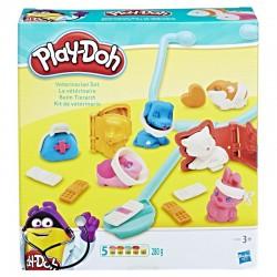 PLAY-DOH Ciastolina Zestaw Weterynarz C3303