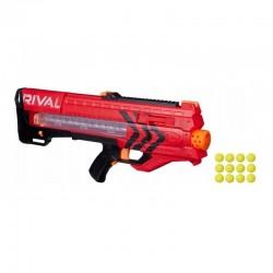 Hasbro NERF RIVAL Czerwona Wyrzutnia Kulek Piankowych ZEUS MXV-1200 B1592