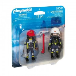 PLAYMOBIL 70081 Duo Pack STRAŻACY