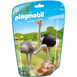 PLAYMOBIL 6646 CITY LIFE Strusie