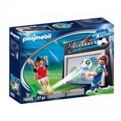 PLAYMOBIL 70245 Sports&Action STRZELANIE DO BRAMKI