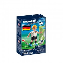 PLAYMOBIL Sport&Action 70479 Piłkarz Reprezentacji Niemiec